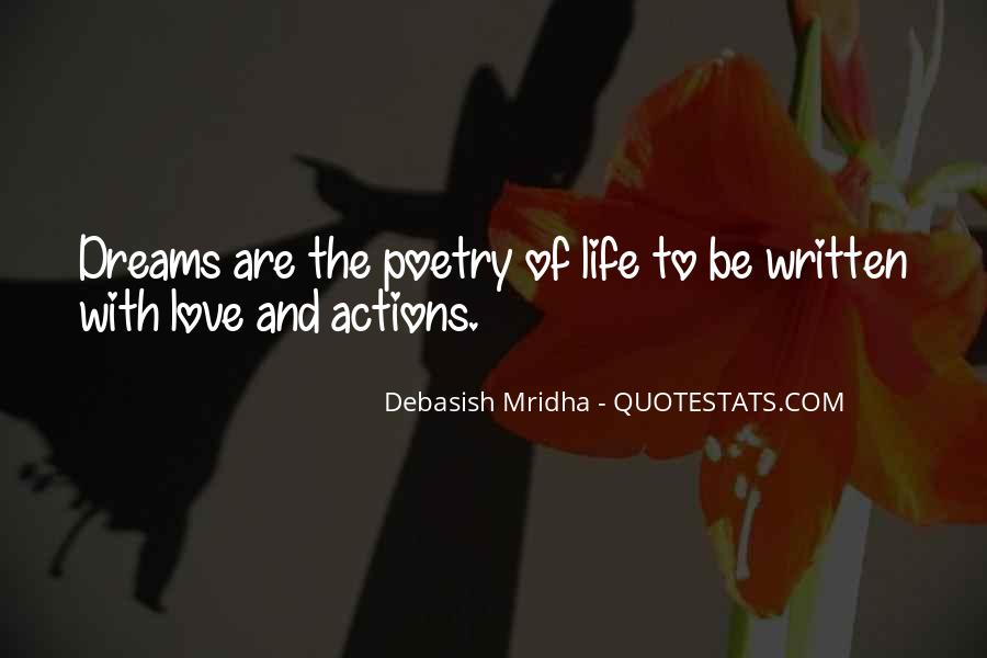 Quotes About Love And Dreams #274228