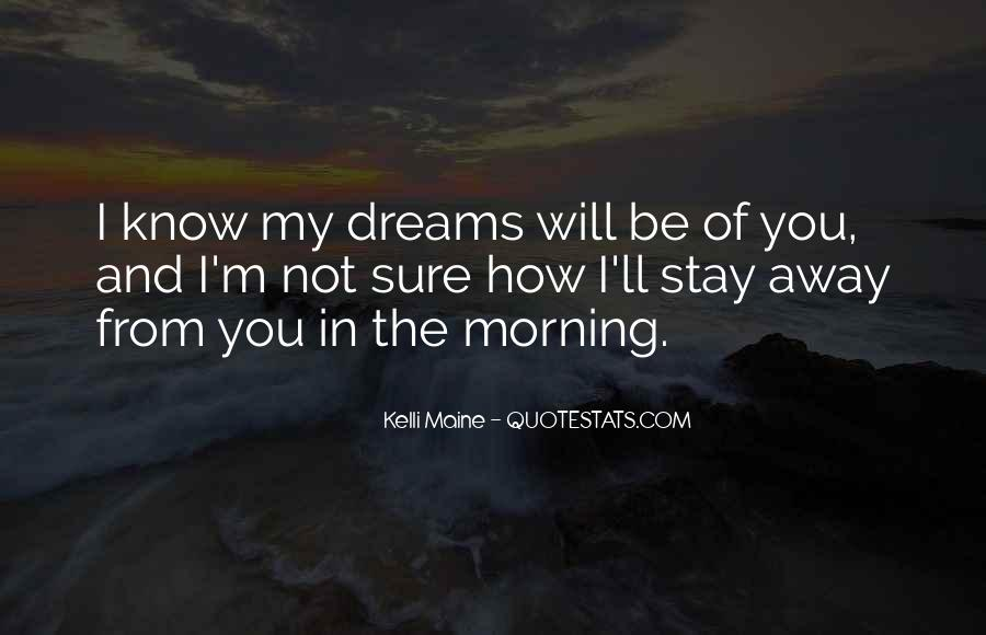 Quotes About Love And Dreams #44204