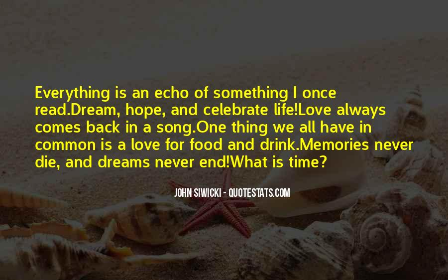 Quotes About Love And Dreams #71563