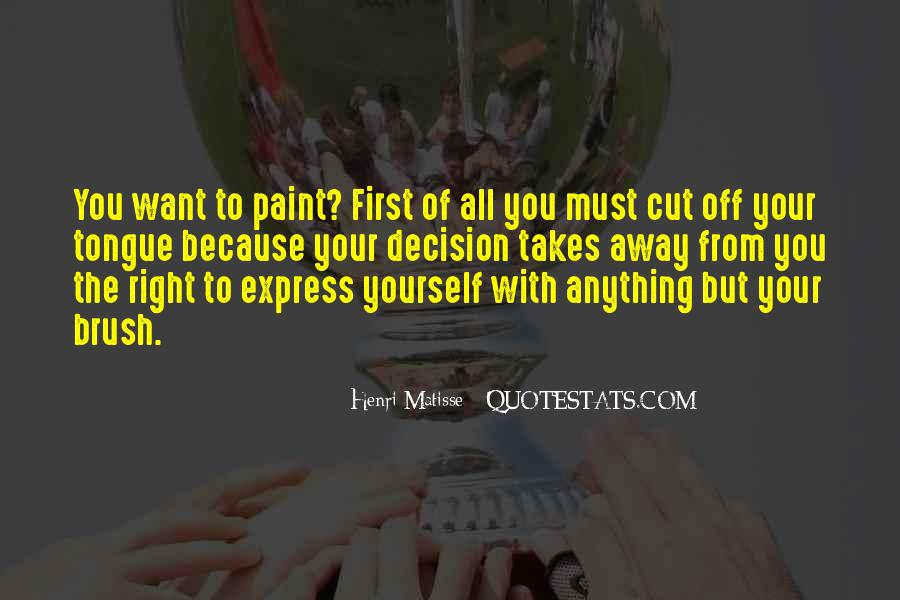 Brush Yourself Off Quotes #101367