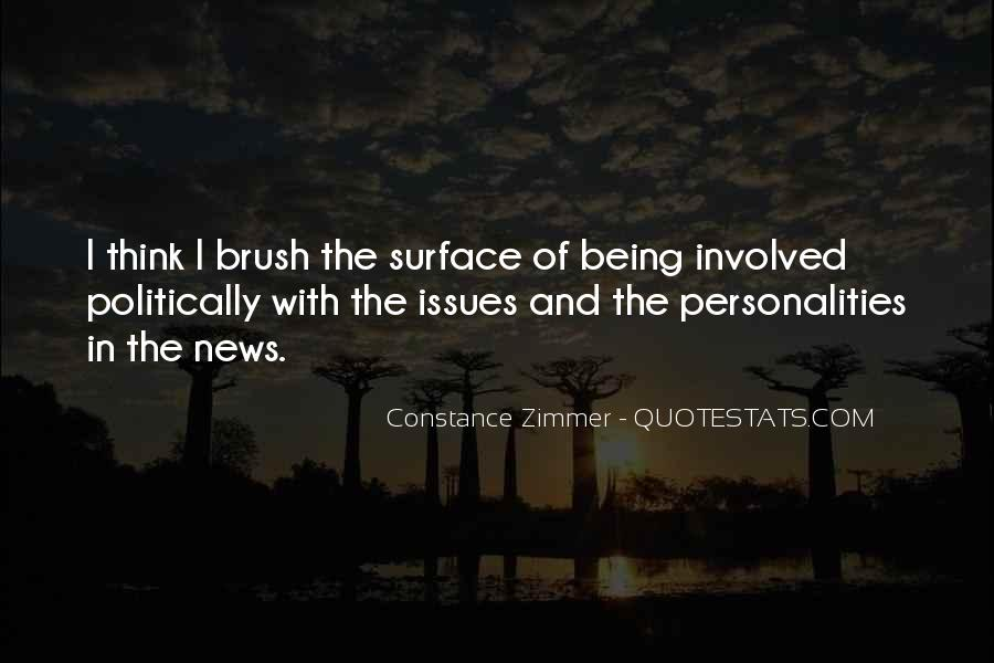 Brush Yourself Off Quotes #105396