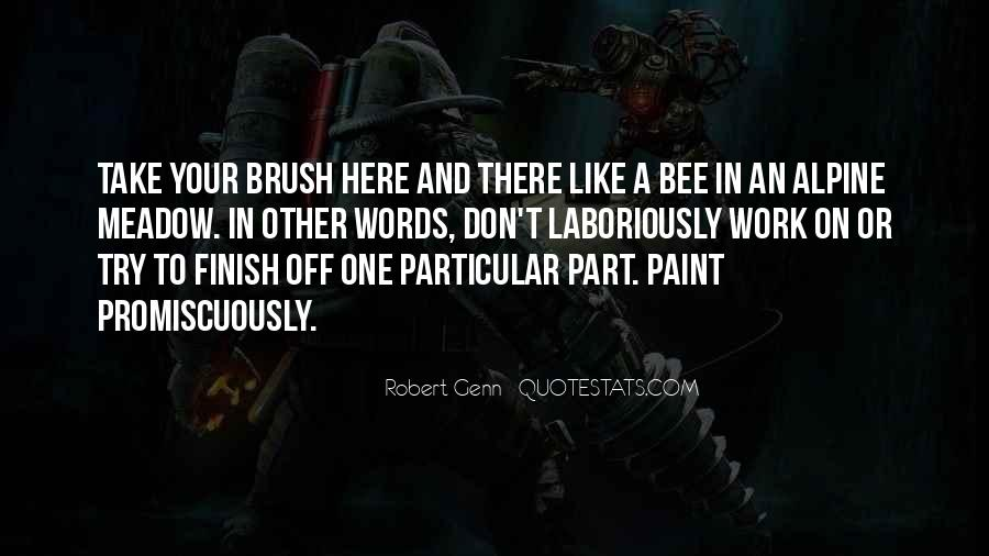 Brush Yourself Off Quotes #114562