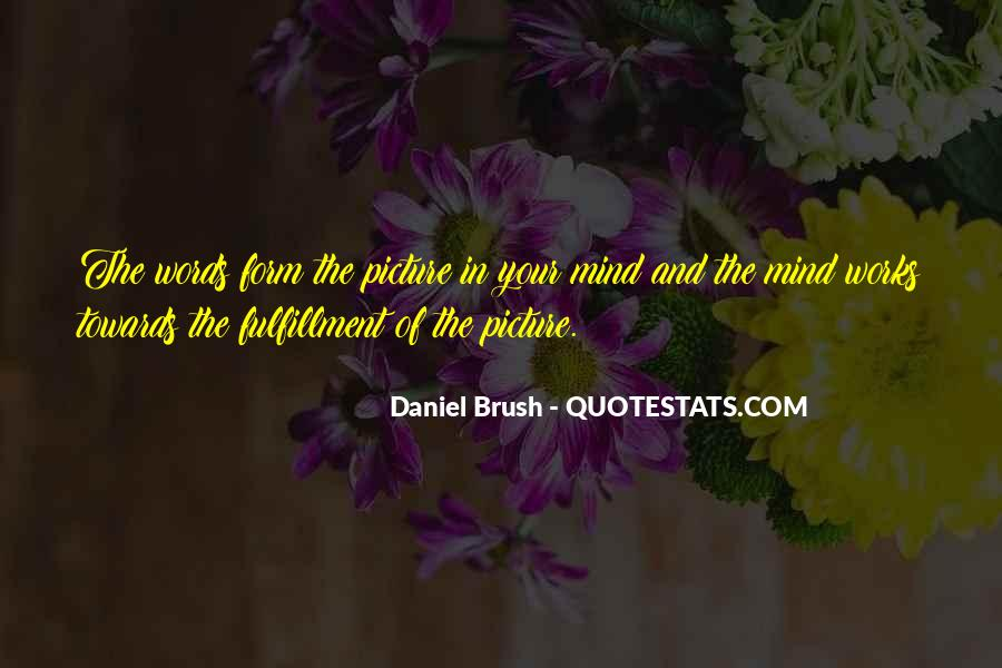 Brush Yourself Off Quotes #117615