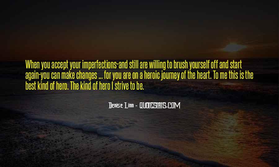 Brush Yourself Off Quotes #403879
