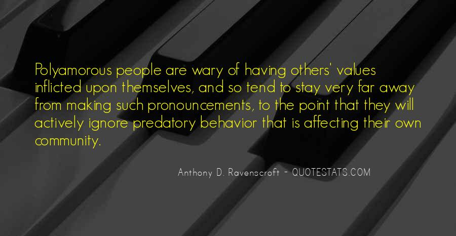 Quotes About Love Affecting Others #645280