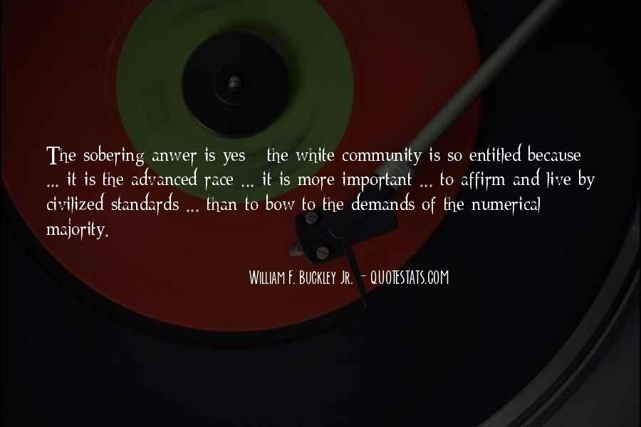 Buckley Quotes #104607