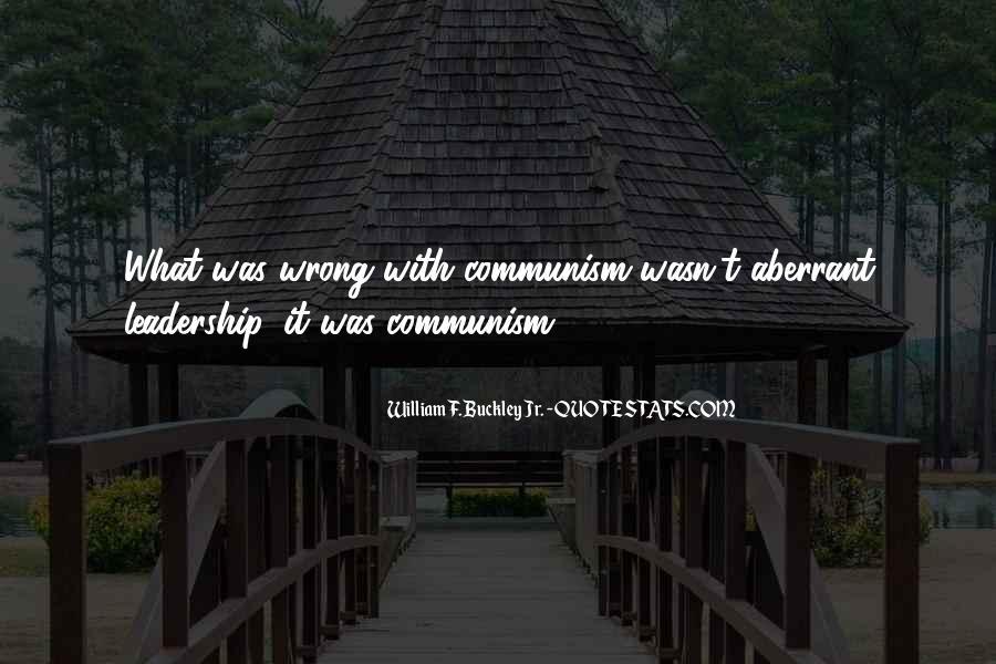 Buckley Quotes #128737