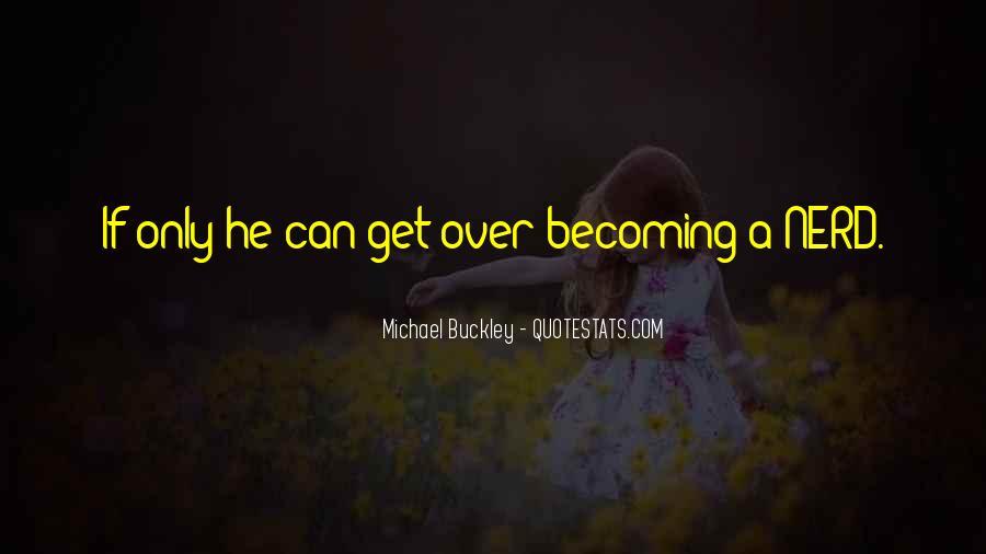 Buckley Quotes #131450