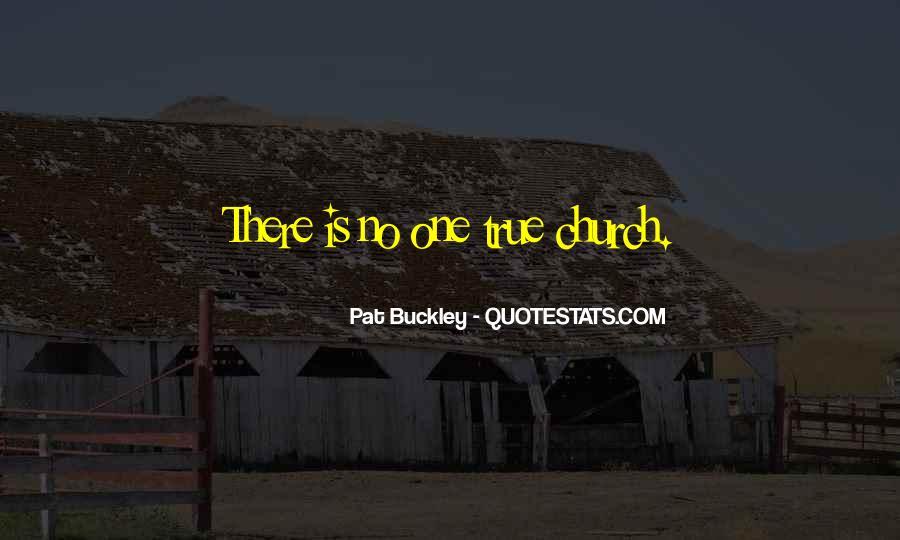Buckley Quotes #151452