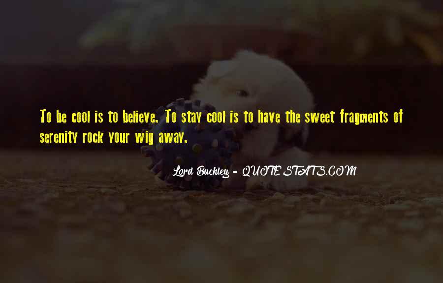 Buckley Quotes #170576