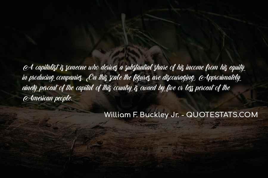 Buckley Quotes #17323