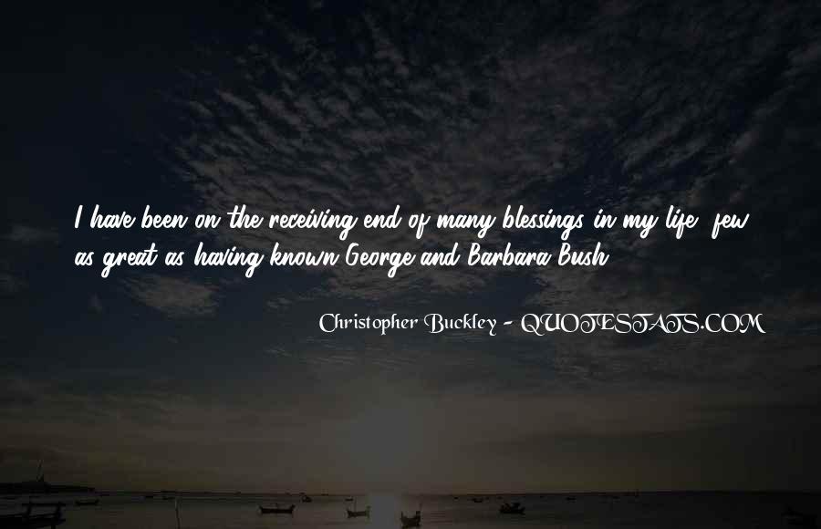 Buckley Quotes #187093
