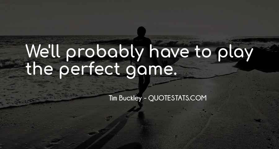 Buckley Quotes #191675