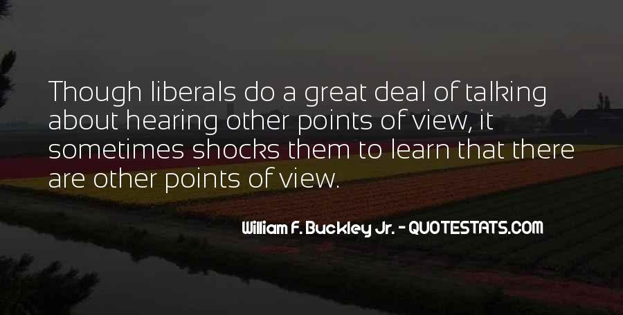 Buckley Quotes #219517