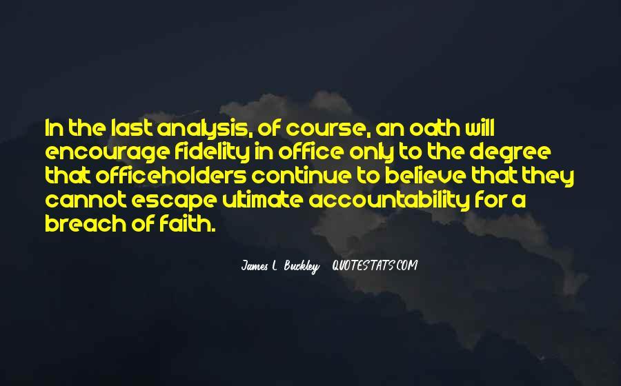 Buckley Quotes #232018