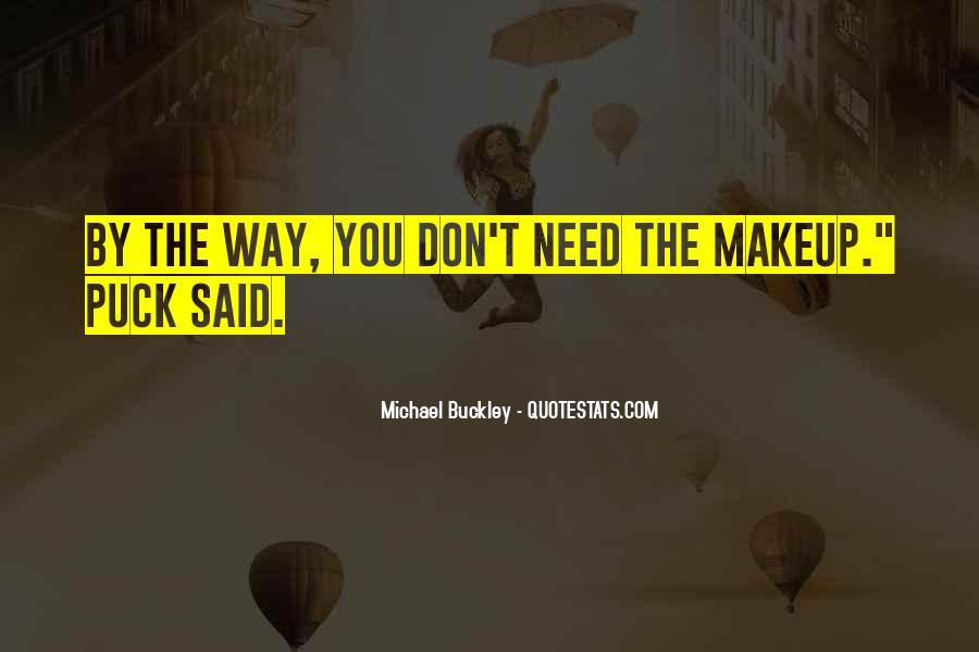 Buckley Quotes #23598