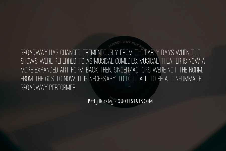 Buckley Quotes #242307