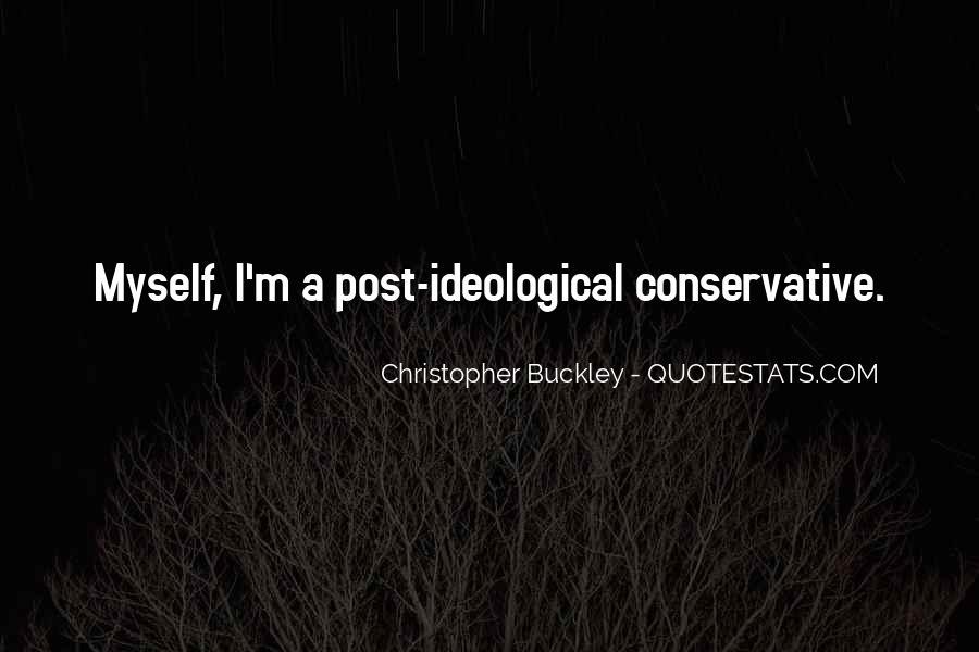 Buckley Quotes #259323