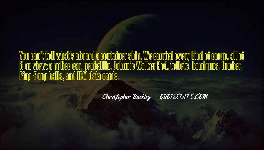 Buckley Quotes #259788