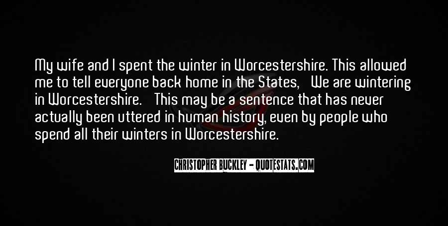 Buckley Quotes #272655