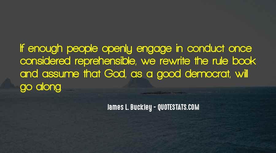 Buckley Quotes #28704