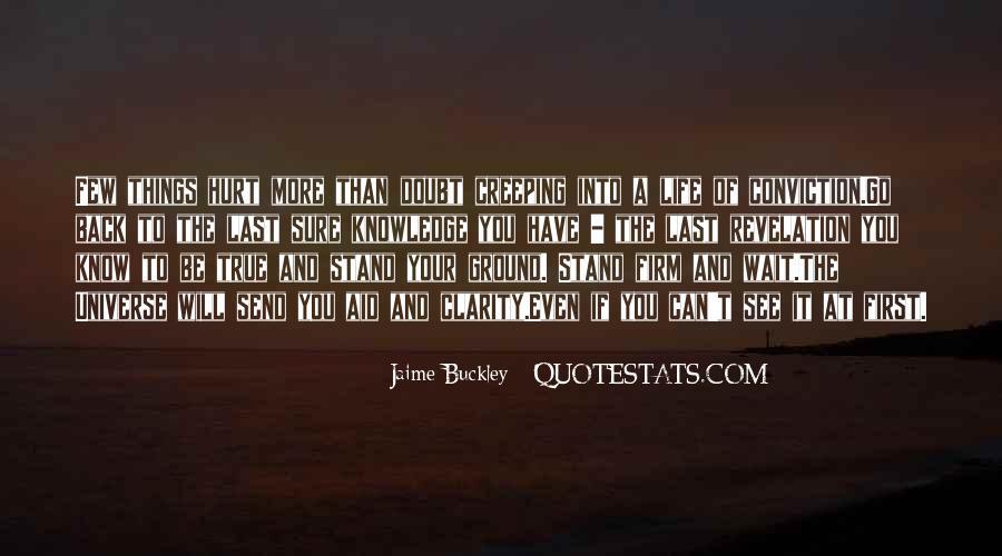 Buckley Quotes #34549