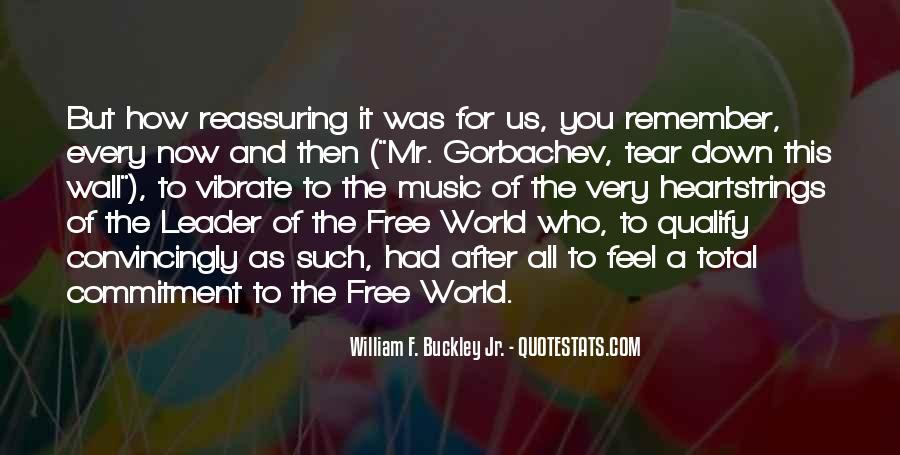 Buckley Quotes #38433