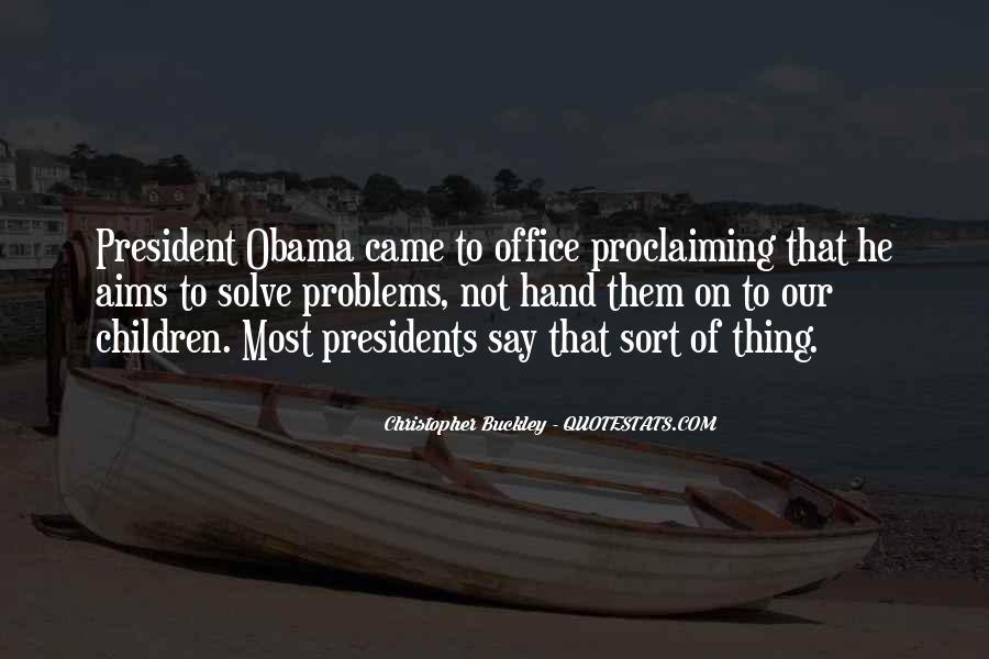 Buckley Quotes #6843