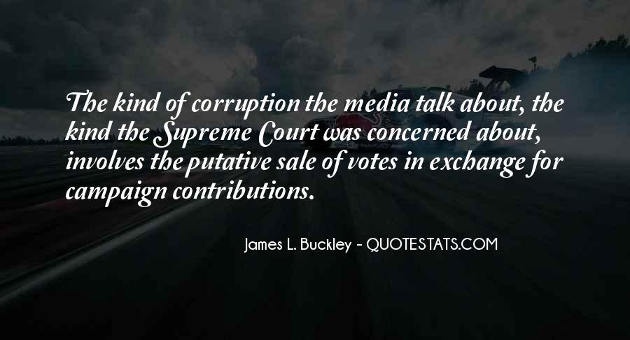 Buckley Quotes #72063