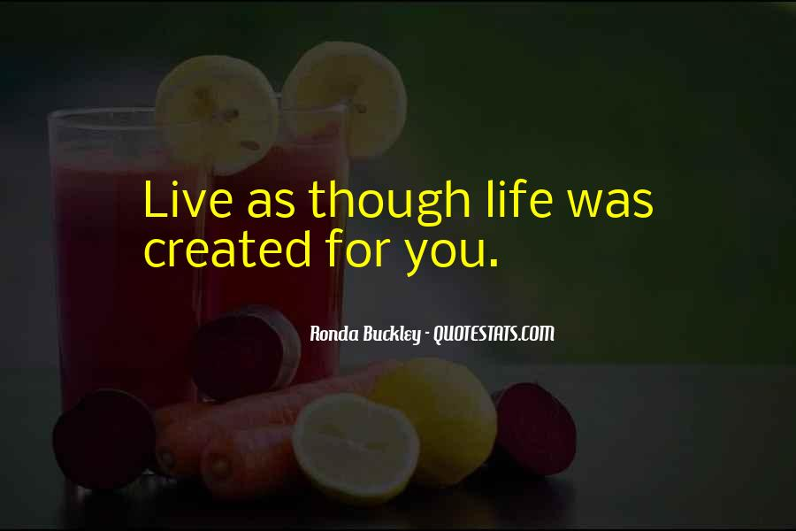 Buckley Quotes #79790