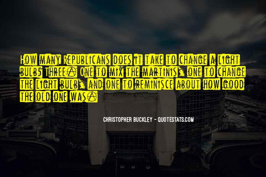 Buckley Quotes #9078