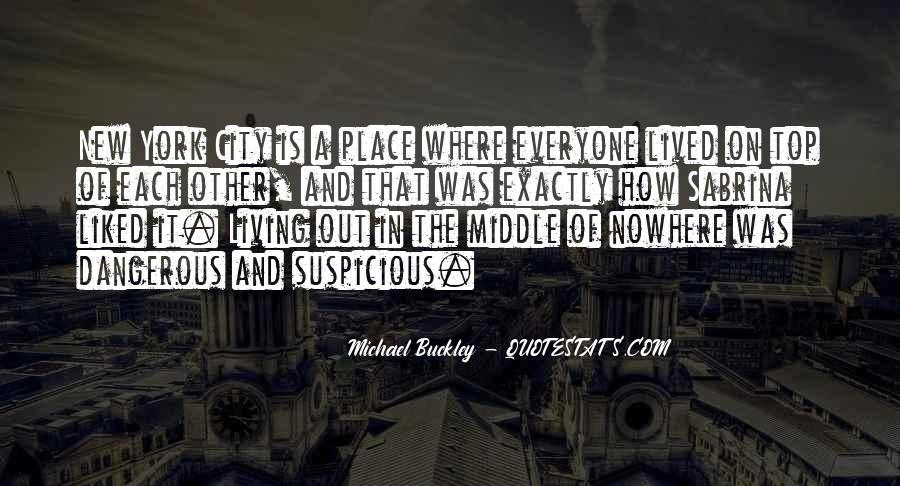 Buckley Quotes #93471
