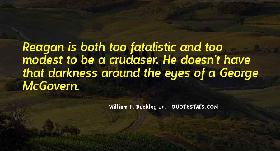 Buckley Quotes #93822