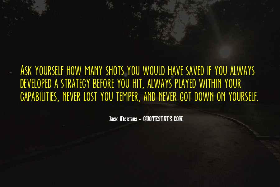 Quotes About Lost Yourself #142989