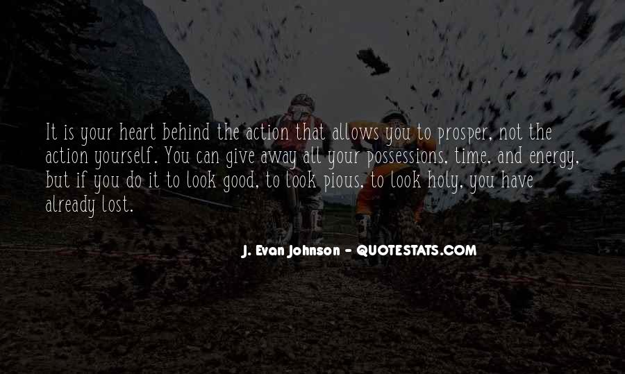 Quotes About Lost Yourself #203698
