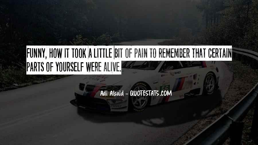 Quotes About Lost Yourself #259518