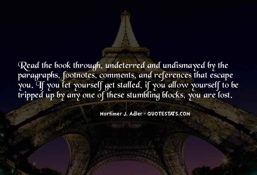 Quotes About Lost Yourself #496834