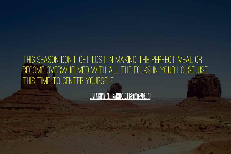 Quotes About Lost Yourself #558057