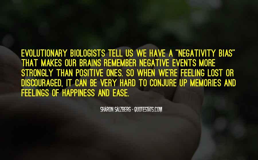 Quotes About Lost Happiness #384396