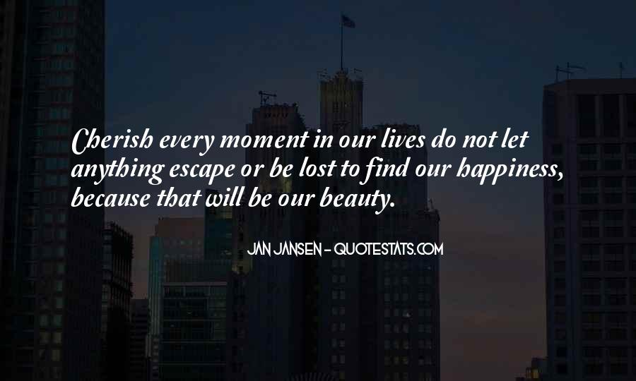 Quotes About Lost Happiness #392791