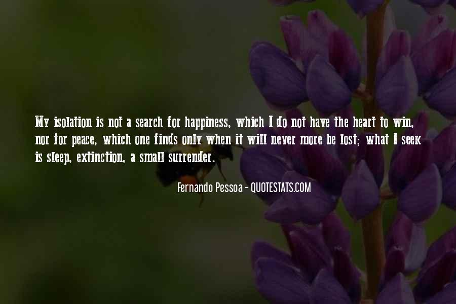 Quotes About Lost Happiness #487713