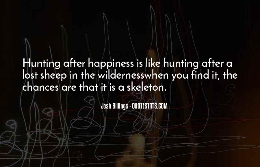 Quotes About Lost Happiness #744857