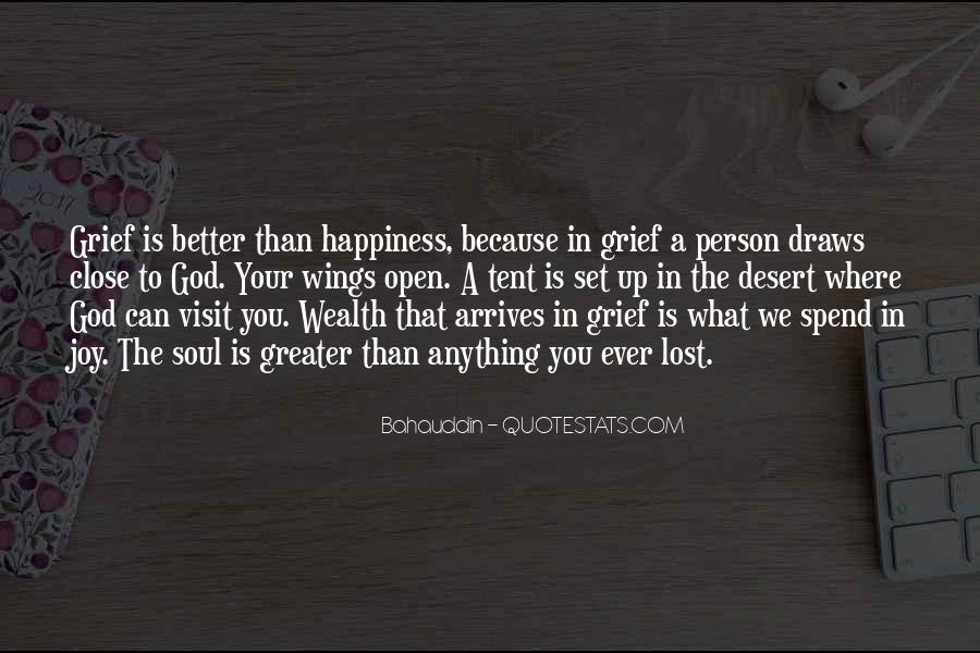 Quotes About Lost Happiness #875973