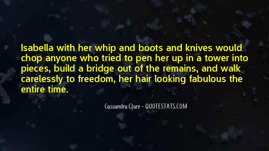 Build Her Up Quotes #479729