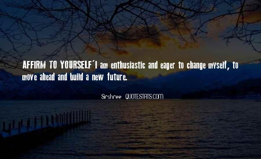 Build Yourself Quotes #109703