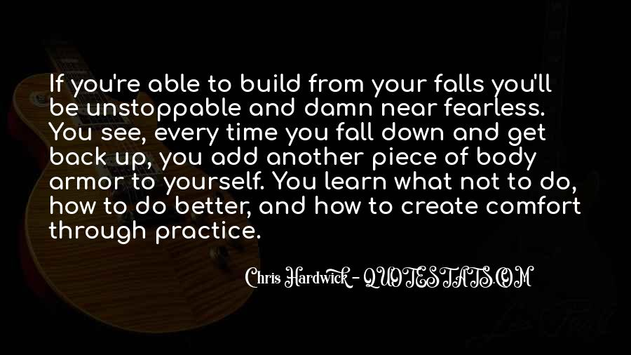 Build Yourself Quotes #145057