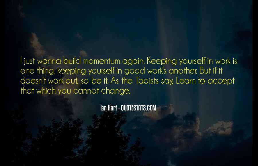 Build Yourself Quotes #172796