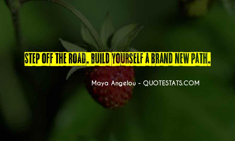 Build Yourself Quotes #175232