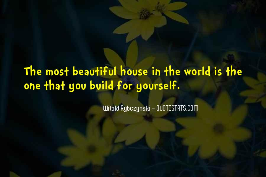 Build Yourself Quotes #191730