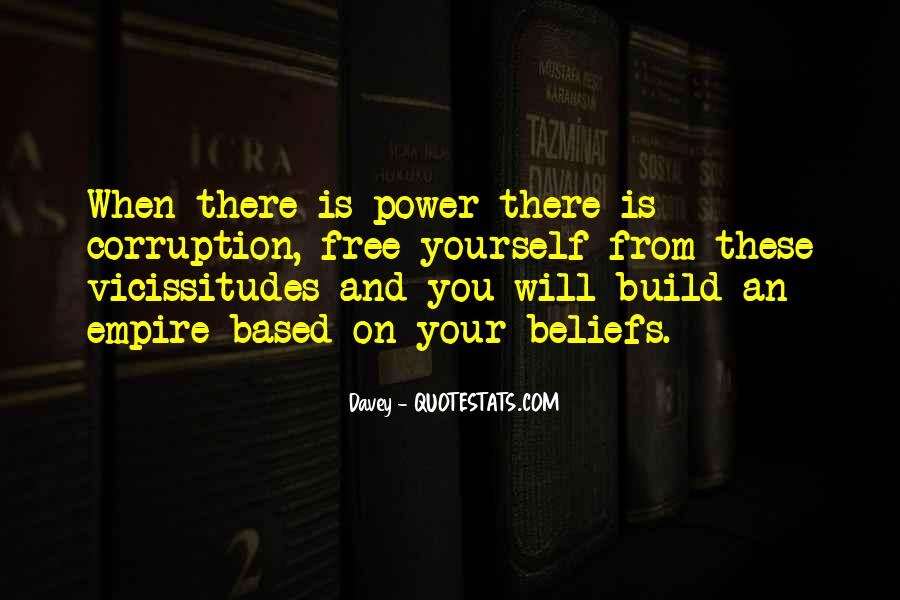 Build Yourself Quotes #200510